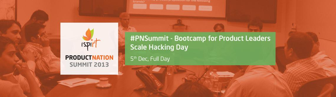 PNCamp 2013 - Scale Hacking Bootcamp