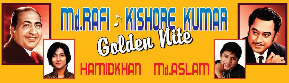 Md.Rafi - Kishore Kumar Golden Nite - Chennai