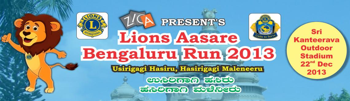 Book Online Tickets for Don Bosco - Lions  Aasare Bengaluru Run , Bengaluru. ZICA Present\\'s