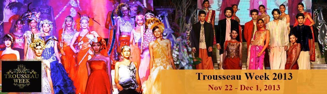 Trousseau Week 2013