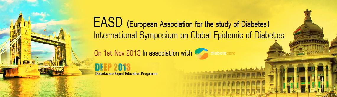 DEEP-2013: International Symposium on Global Epidemic of Diabetes