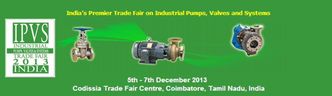 Book Online Tickets for IPVS 2013, Coimbatore. 