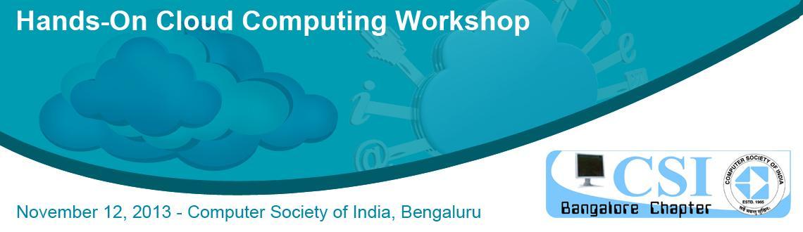 Hands-On Cloud Computing Workshop