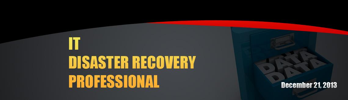 IT DISASTER RECOVERY PROFESSIONAL
