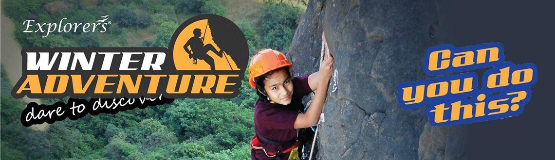 Tailbaila Rock Climbing & Rappelling (Left Side Wall) Batch 2 - 17 Nov, 2013