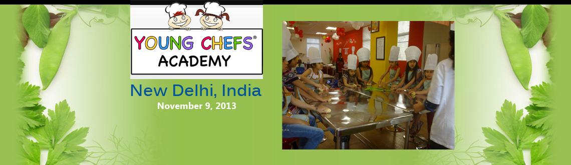 Book Online Tickets for Family Table Workshop - Young Chefs ACAD, NewDelhi. A twist on tacos, burgers blazing a trail, and much more. Each week focuses on kid friendly favorites for the whole family to enjoy. Winner, winner, kid\'s make dinner!