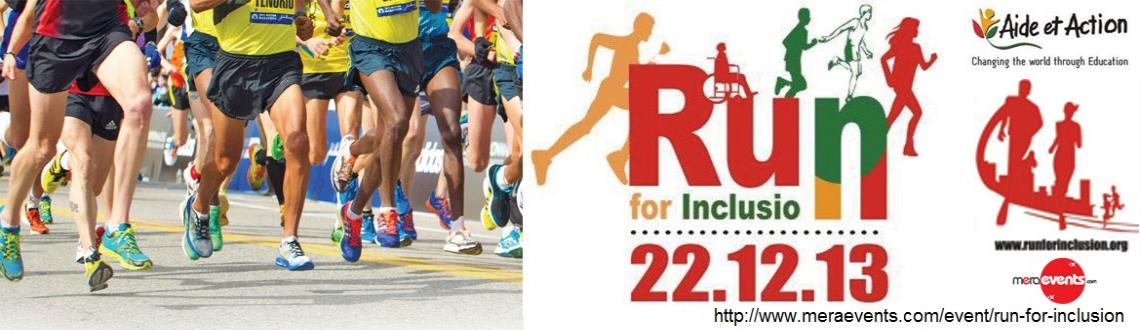 Run For Inclusion