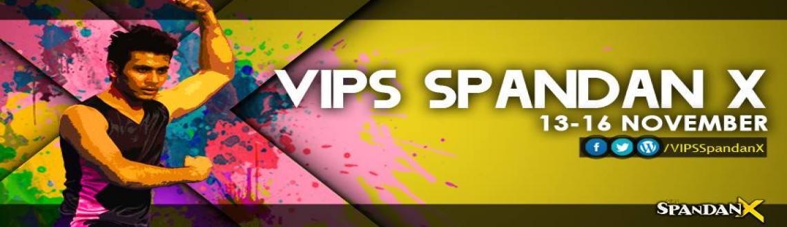 VIPS Spandan - X National Mega Media Event