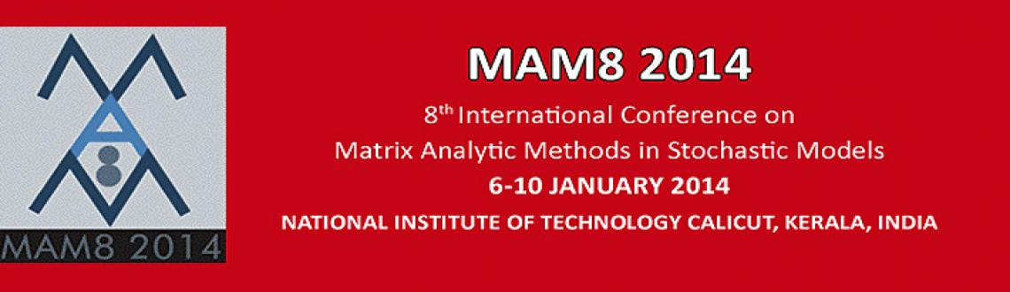 International Conference on Matrix Analytic Methods in Stochastic Models