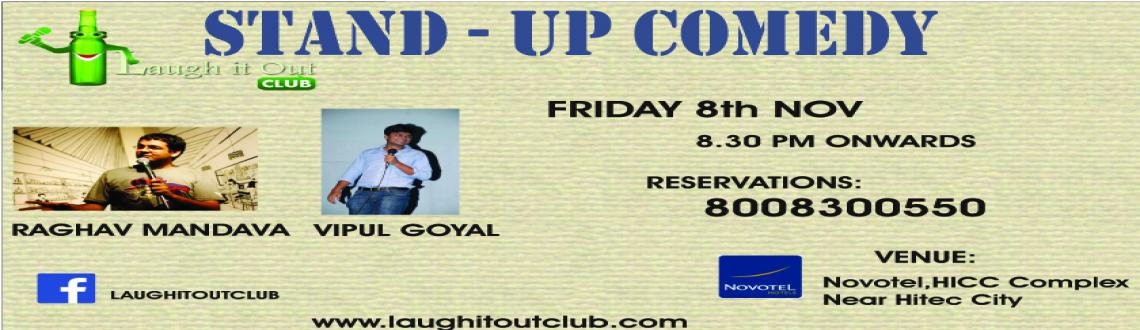 "Book Online Tickets for  stand up comedy, Hyderabad. Firstly let me tell you about the club, We are proud to be the ""First Comedy club of Hyderabad"" featuring weekly comedy nights. With rib tickling English comedy at the ""Laugh it out club"" from some of the hottest act"