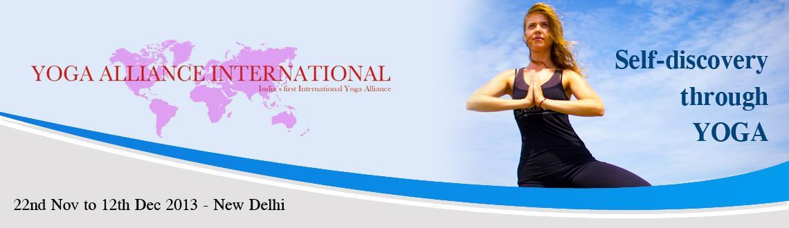 Yoga Alliance International