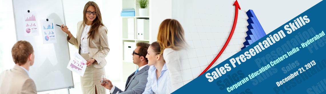 Sales Presentation Skills