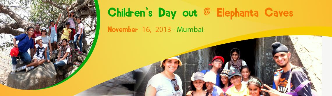 Book Online Tickets for Children, Mumbai. 16th November, 8.30 am, Children's day out @Elephanta Caves! Get set for an exciting ferry ride and unravel the mysteries on the island. We will discover how Elephanta got its name, walk around to see how a small island was once the capital cit