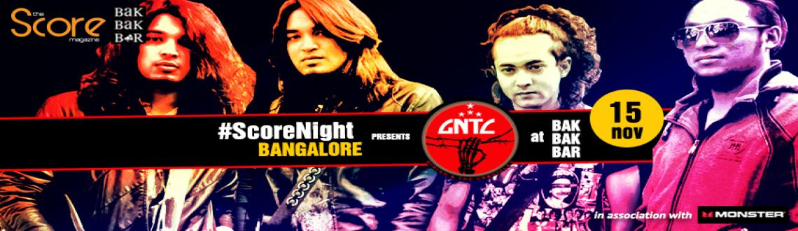 Book Online Tickets for Girish and the Chronicles on ScoreNight , Bengaluru.  Event synopsis:With great talent comes great times. Cue inGirish And The Chronicleswho will be playing their first ScoreNight on the15th of November. They are credited with bringing out a new voice to the quintessential Rock