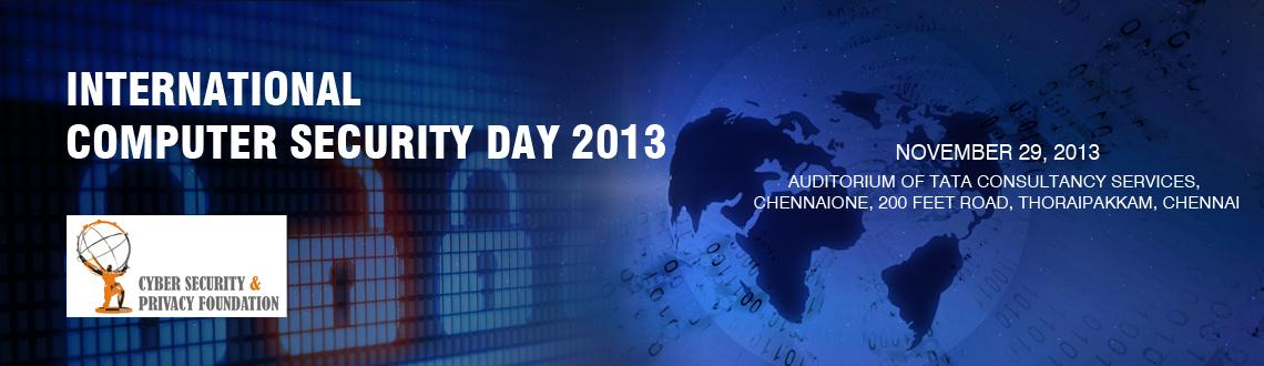 International Computer Security Day 2013