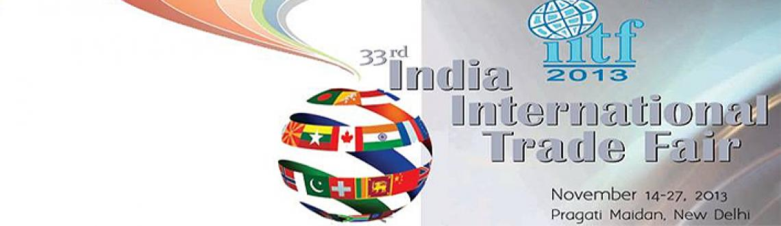 Book Online Tickets for India International trade fair, NewDelhi. The India Trade Promotion Organization (ITPO) is pleased to announce the launch of the 33rd edition of the mega event, India International Trade Fair (IITF). The fair will be held during November 14-27, 2013.We thank all exhibitors and service