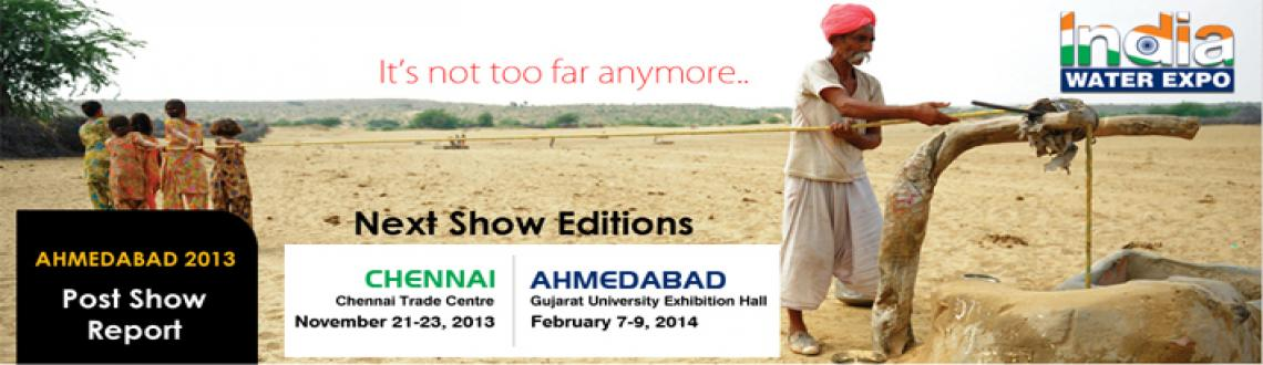 India Water Expo - Ahmedhabad