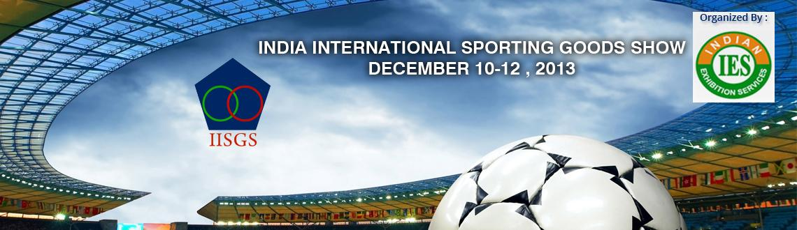 India International Sporting Goods Show
