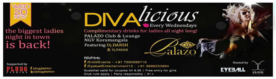 DIVALICIOUS NIGHT Feat Dj DARSH