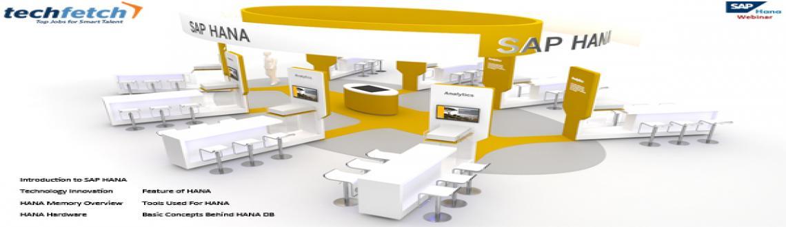 Open Webinar: SAP HANA Administration / Migration