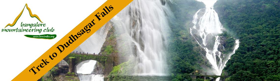 Trek to Dudhsagar Falls
