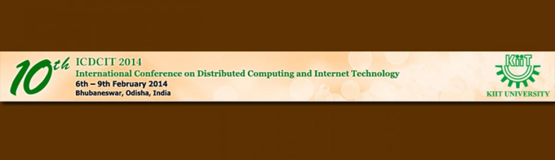 International Conference on Distributed Computing and Internet Technology