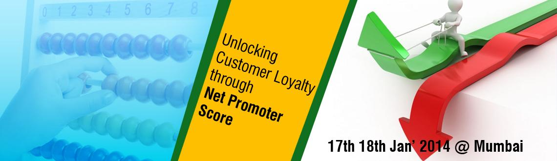 Book Online Tickets for Unlocking Customer Loyalty through Net P, Mumbai.  Is building customer loyalty the biggest challenge for your organisation? Is meeting customer expectation your constant test? Is your organisation finding it difficult to increase profitability?   If your answer to the above questions is a &ld