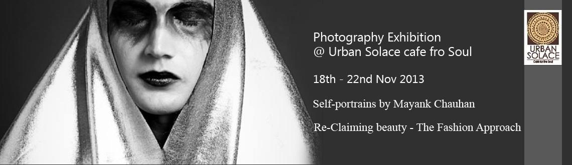 Self Portraits by Mayank Chauhan