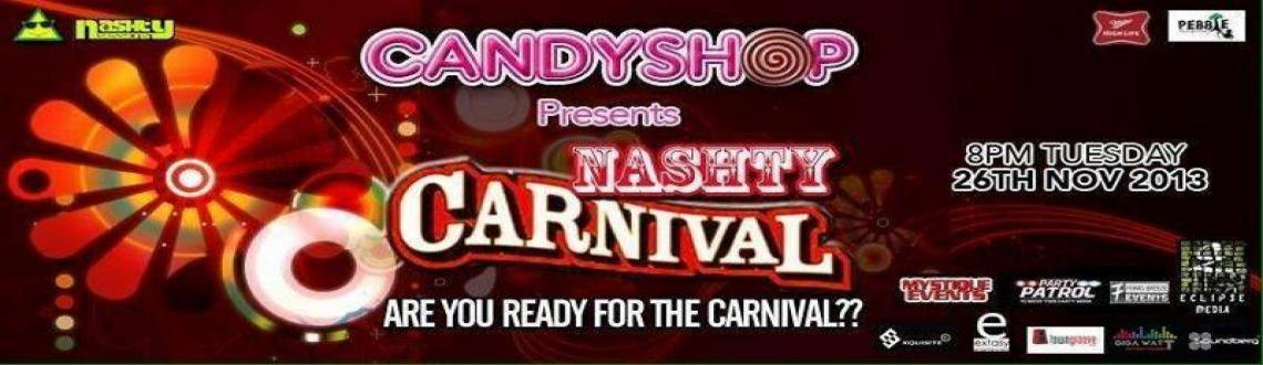 Book Online Tickets for Pebbles: CandyShop Nashty Carnival , Bengaluru.  