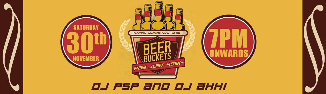 Book Online Tickets for Awesome weekends @ Monarch Lounge on 30t, Pune. Guys awesome place, Lovely Music by Dj Psp & Unbelievable :O Offer Pay Just 499/- & get A bucket of Beer *beer*.  Only at Monarch lounge(Newly Open), East street,Camp Pune.For more details : 9890144099