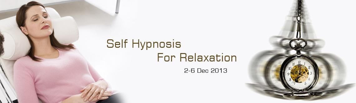 Self Hypnosis For Relaxation