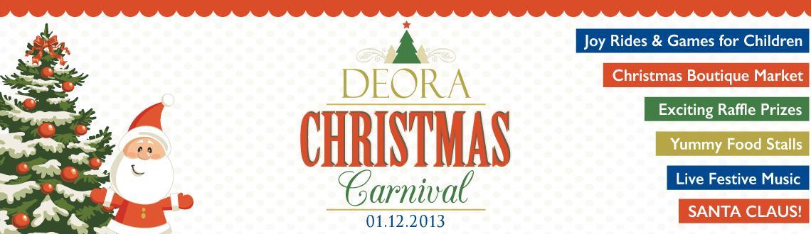 DEORA Christmas Carnival