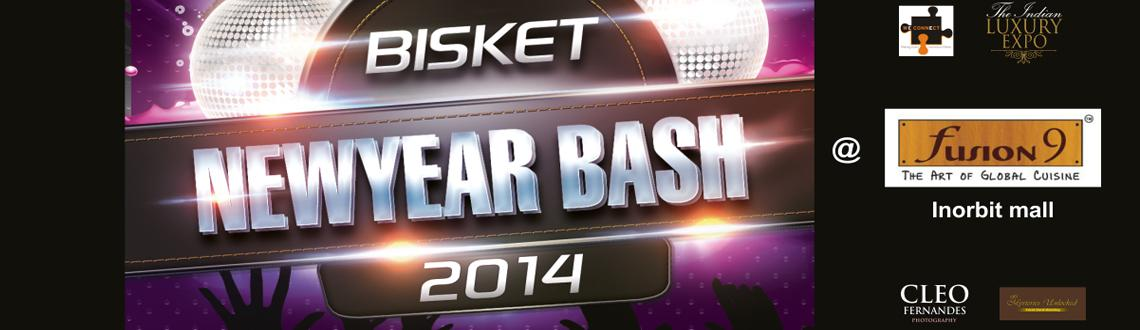 Bisket New Year Bash 2014