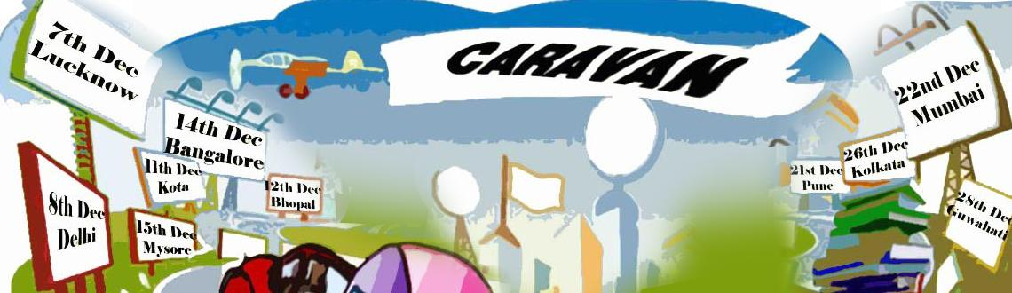 CARAVAN - Discovery: Channelizing creativity at workplace.