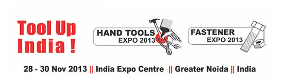Book Online Tickets for HAND TOOLS FASTENER EXPO 2013, Noida. About Show: