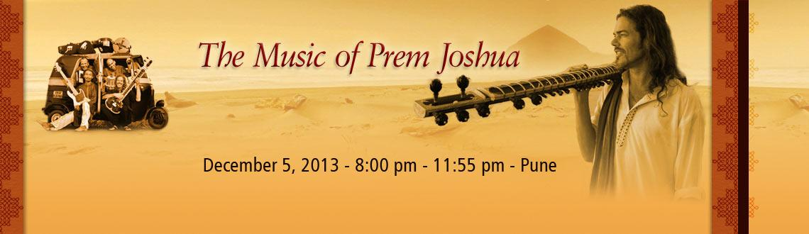 Book Online Tickets for Prem Joshua & Band @ Hard Rock Cafe, Pun, Pune. Multi?instrumentalist and composer, Prem Joshua and his international band are pioneers in the field of World Fusion Music. They continue to refine their awesome talent for fusion, creating a distinctive and unique sound beyond the borders of both ea
