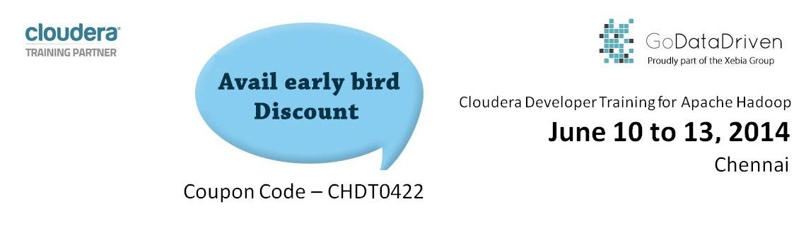 Cloudera Hadoop Developer Training at Chennai