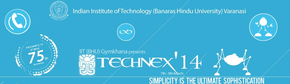 Book Online Tickets for Technex, Varanasi. Technex was born out of a desire to meld academic rigour with inspired imaginations in the crucible of gruelling competition. But it is often so that a little spark blazes forth into a luminous, vivacious radiance. Over the years Technex has grown fa