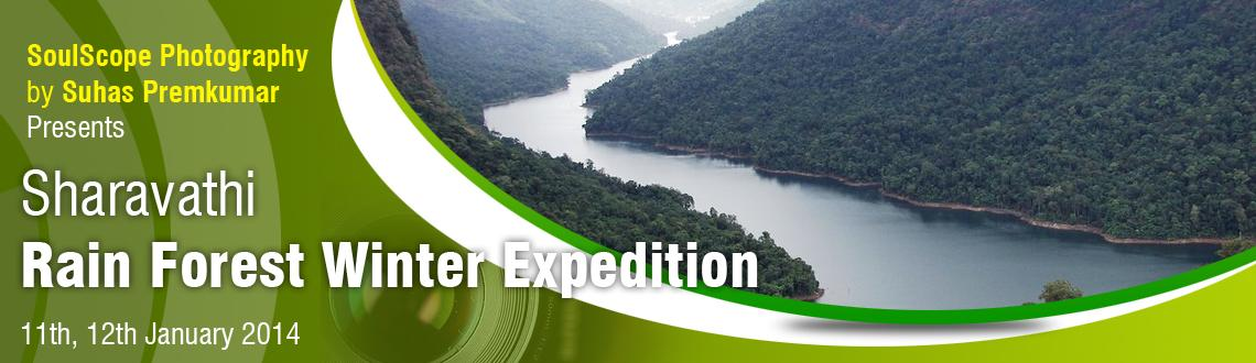 Sharavathi Rain Forest Winter Expedition
