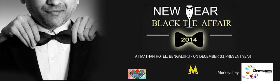 Black Tie Affair 2014 at Matthan