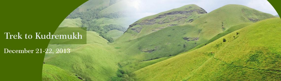 Book Online Tickets for Trek to Kudremukh, Bengaluru. About Kudremukh: