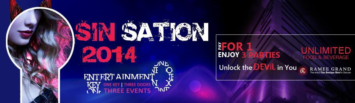 SinSation 2014