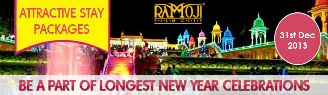 Book Online Tickets for New Year Party 2014 @ Ramoji Film City , Hyderabad.  
