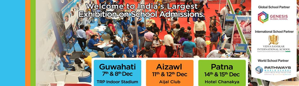 Book Online Tickets for Premier Schools Exhibition - Patna, Patna. Premier Schools Exhibition is coming to Patna. Grab the unique opportunity to meet and interact with the authorities of Top Schools of India at the Premier Schools Exhibition Patna Fair. Come to our upcoming Patna Exhibition and get a chance to meet