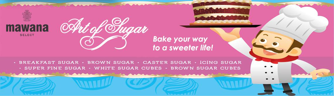 Book Online Tickets for Art of Sugar with Mawana Select (Quick C, Bengaluru. Join Free!!!