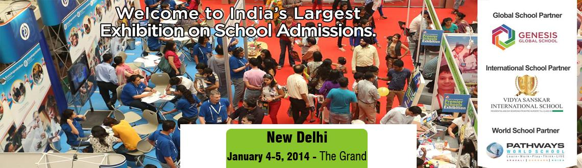 Premier Schools Exhibition - New Delhi