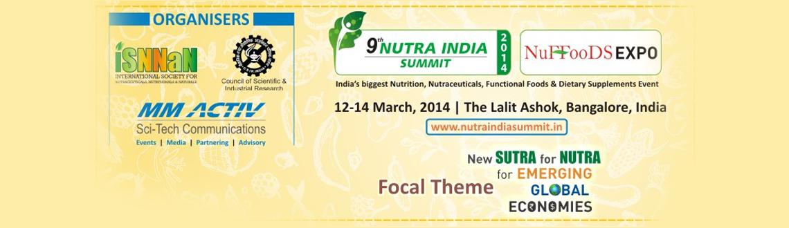 9th Nutra India Summt