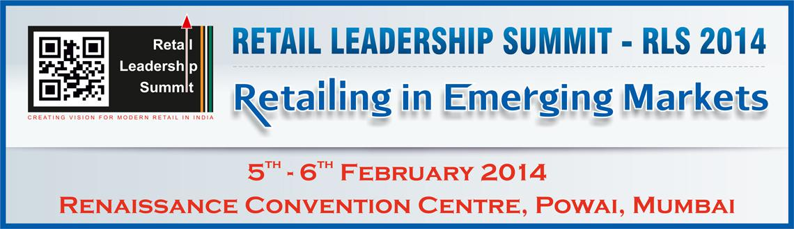 Retail Leadership Summit - RLS 2014