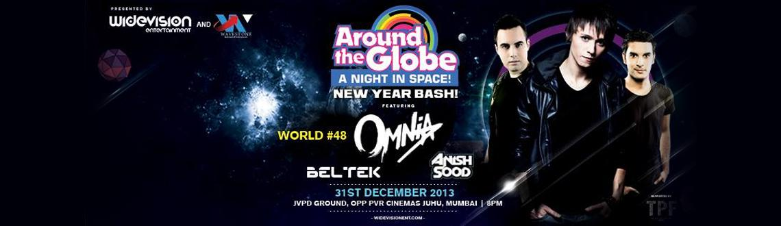 Book Online Tickets for New Year Party Event 2014 at JVPD Ground, Mumbai. New Year Party 2014 Around the Globe (A Night in Space) is a New Year's Eve bash organized in the entertainment capital Mumbai at the JVPD Grounds in Mumbai. This New Year's Eve party would be a musical gig that the JVPD Grounds in Mumbai