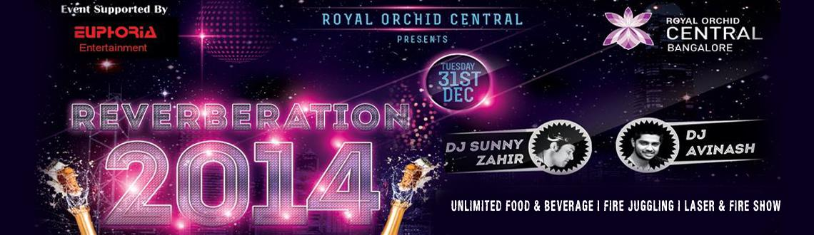 Book Online Tickets for Reverberation 2014, Bengaluru.  